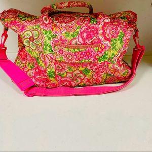 Vera Bradley Cloth Duffle Bag